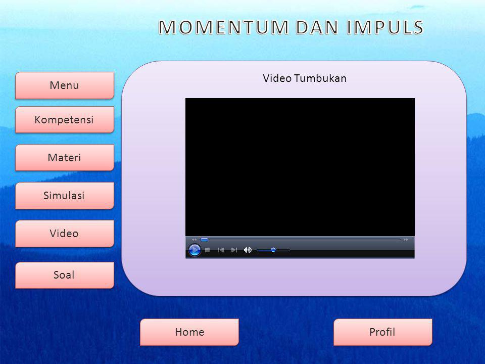 Video Tumbukan GMOMENTUM