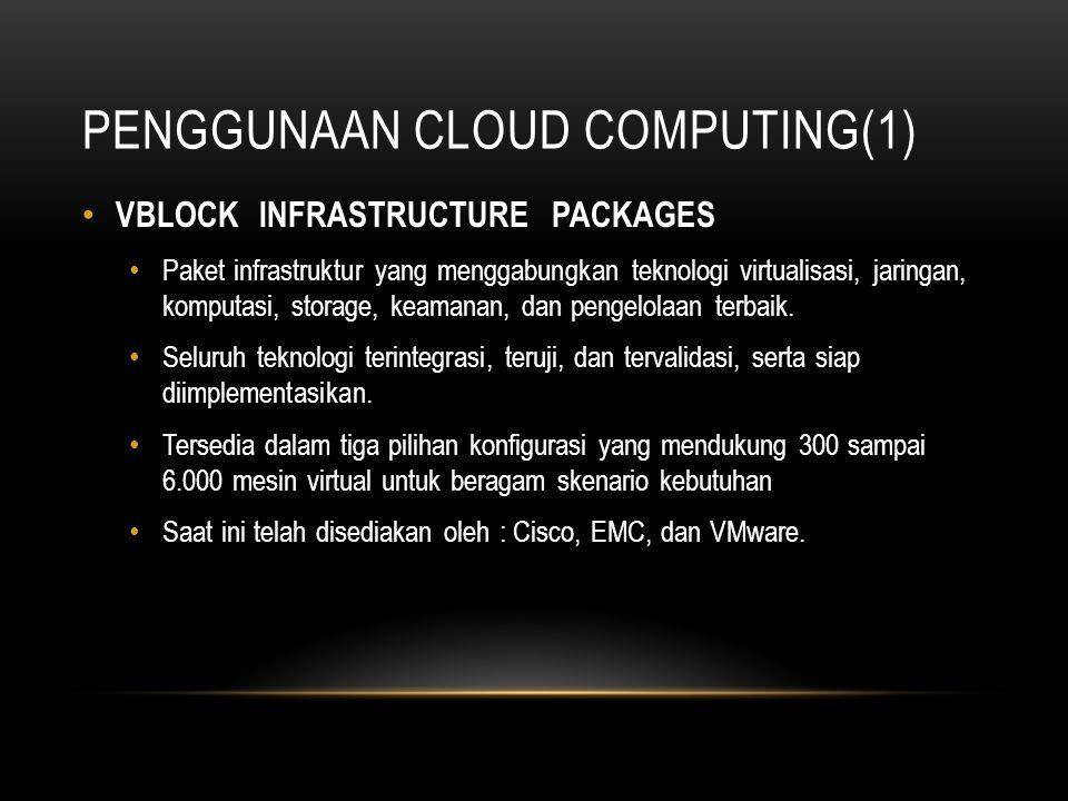 Penggunaan Cloud Computing(1)