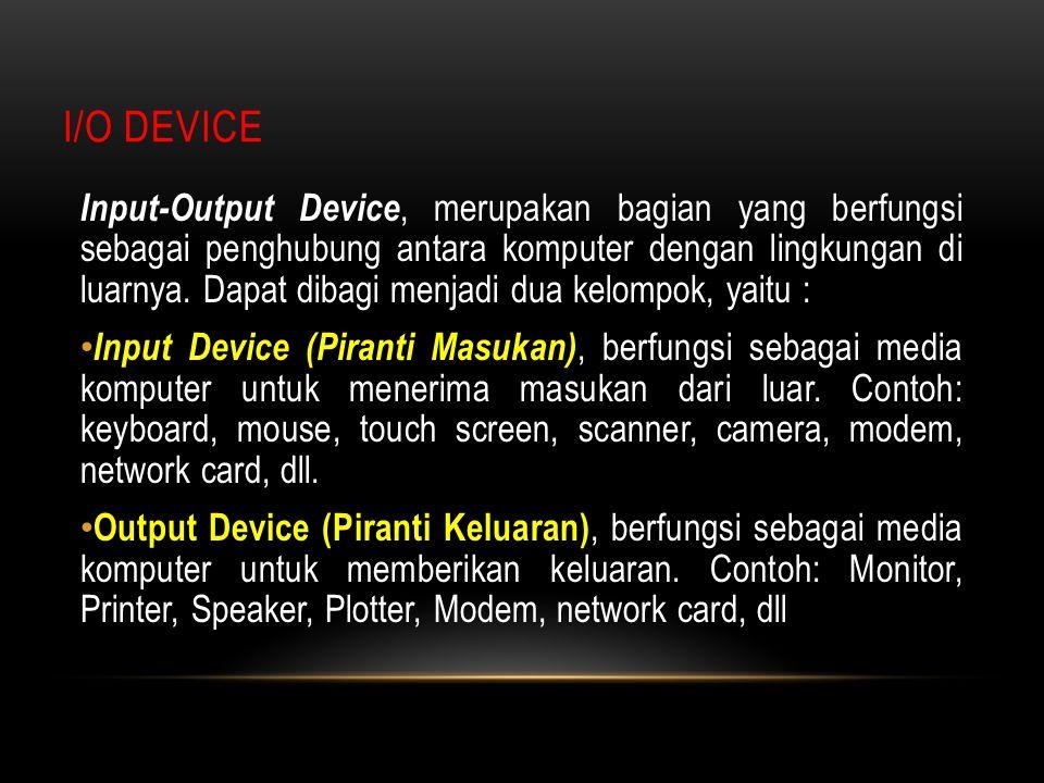 I/O Device