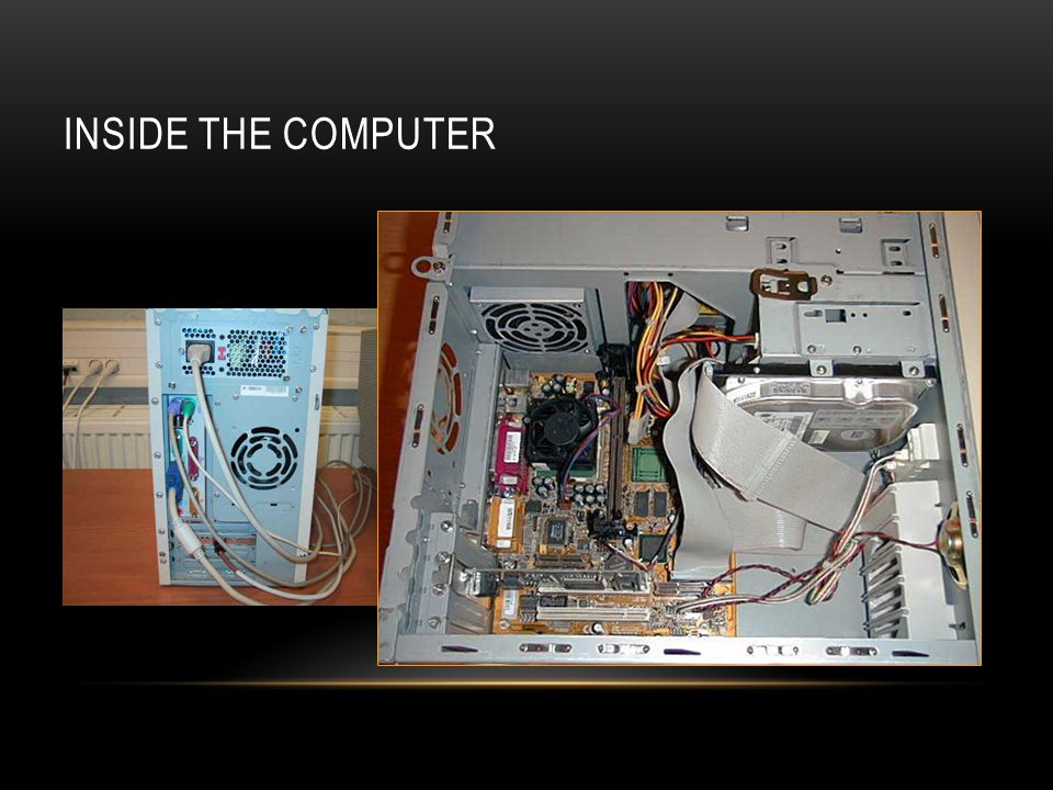 Inside the Computer