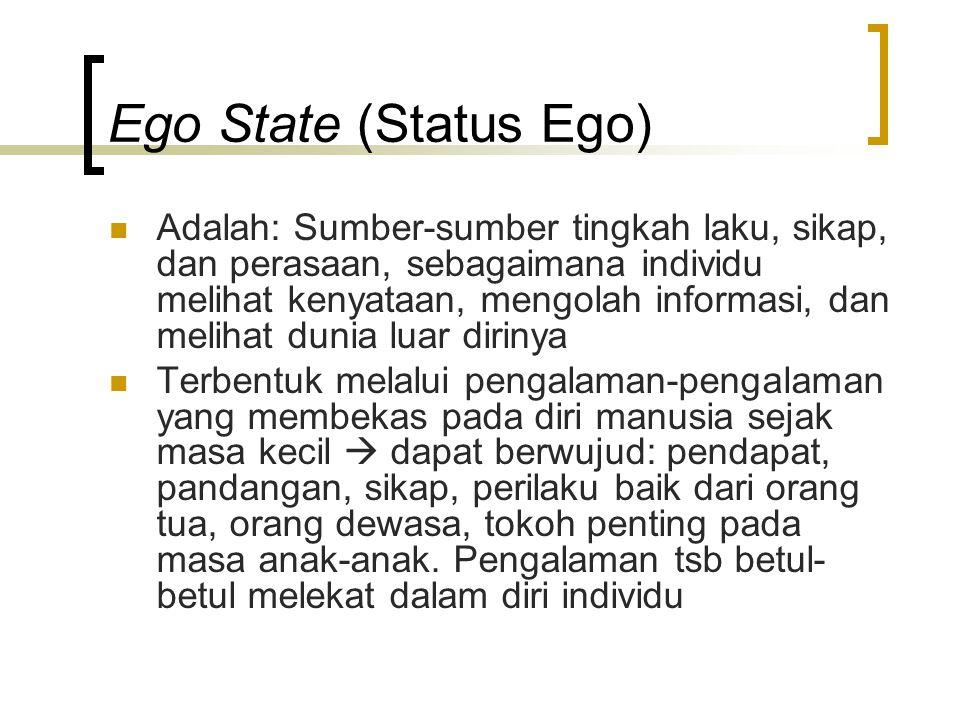Ego State (Status Ego)