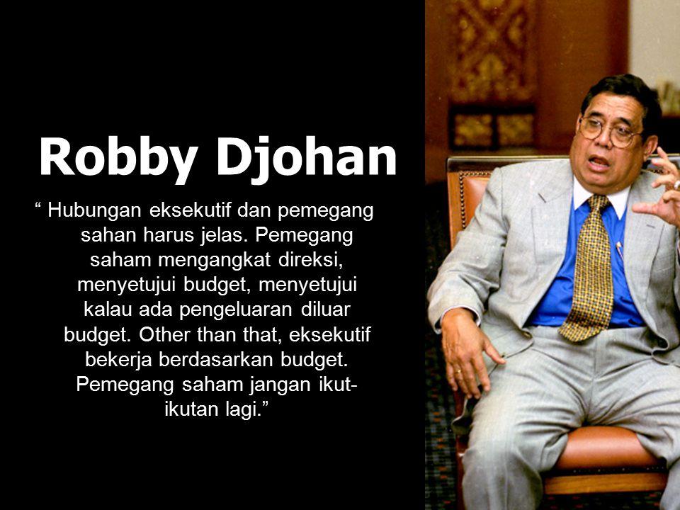 Robby Djohan