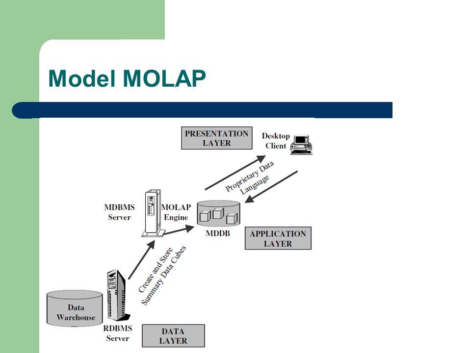 Model MOLAP