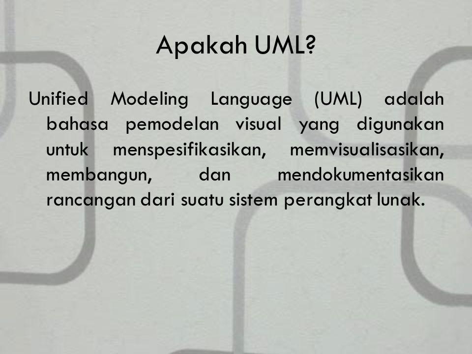 Apakah UML