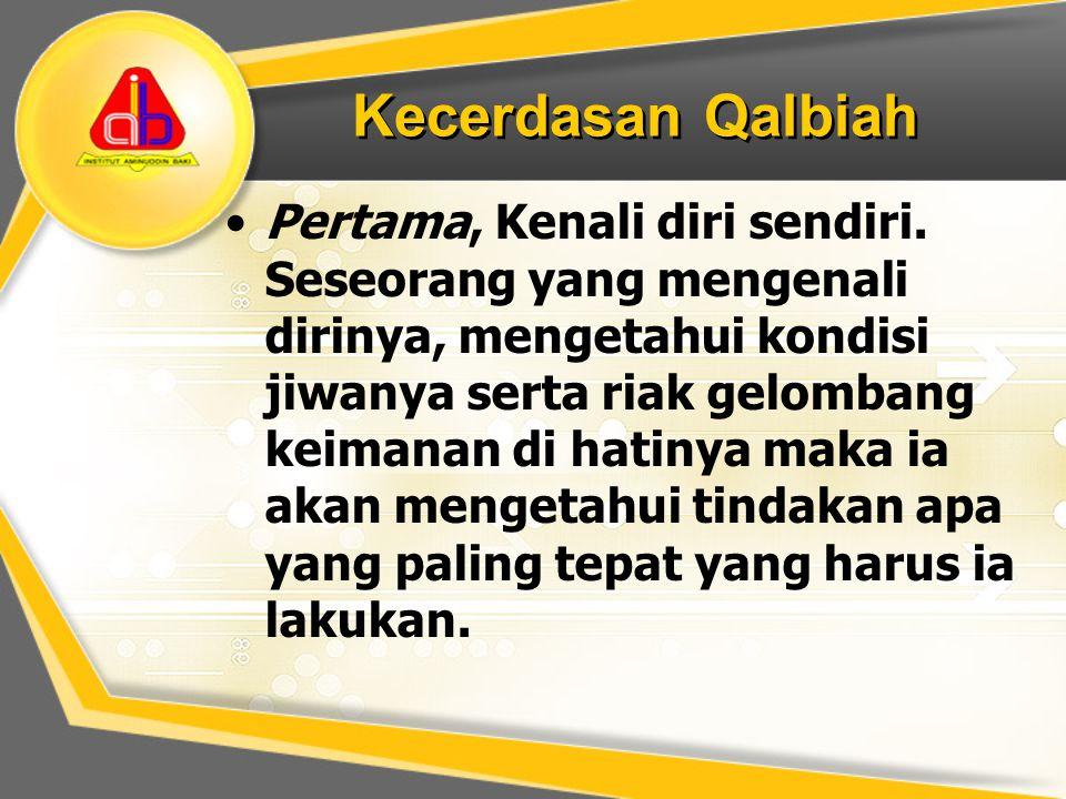 Kecerdasan Qalbiah