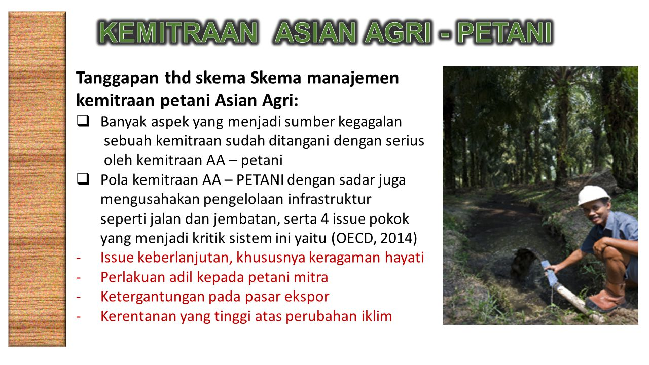 KEMITRAAN ASIAN AGRI - PETANI