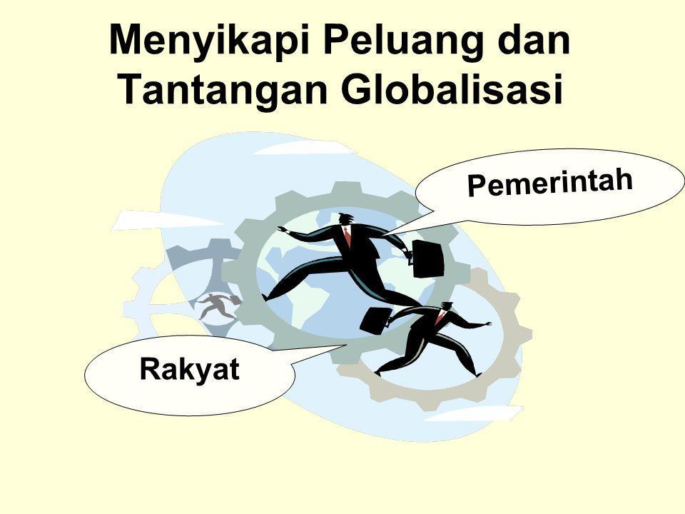 Menyikapi Peluang dan Tantangan Globalisasi