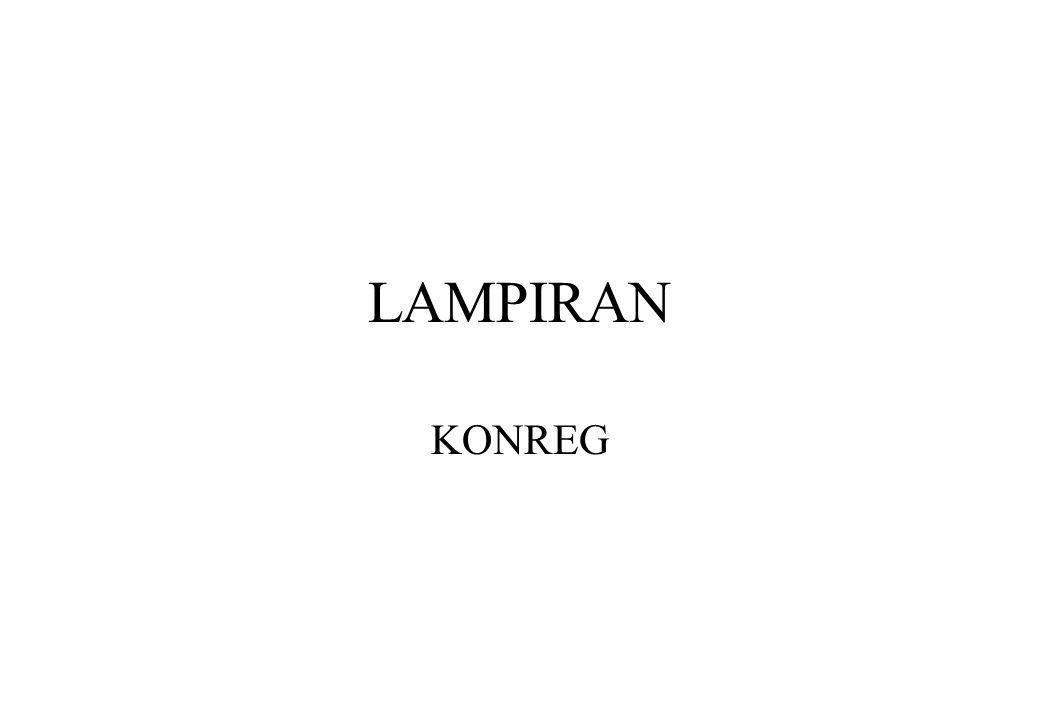LAMPIRAN KONREG