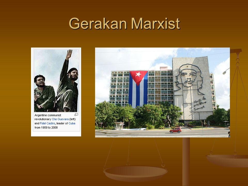 Gerakan Marxist