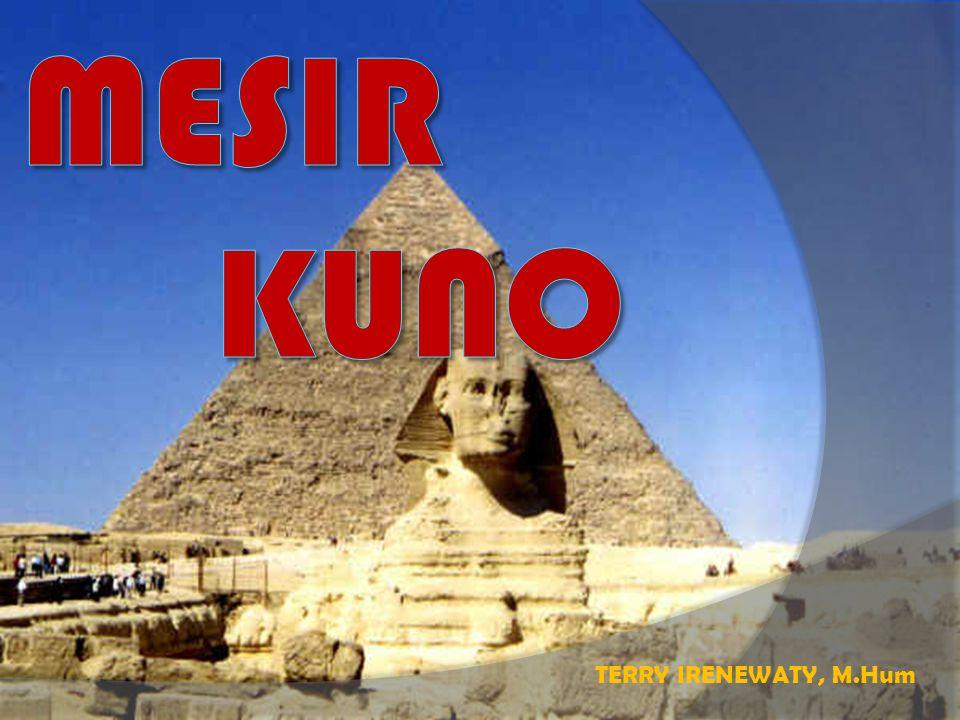 MESIR KUNO TERRY IRENEWATY, M.Hum