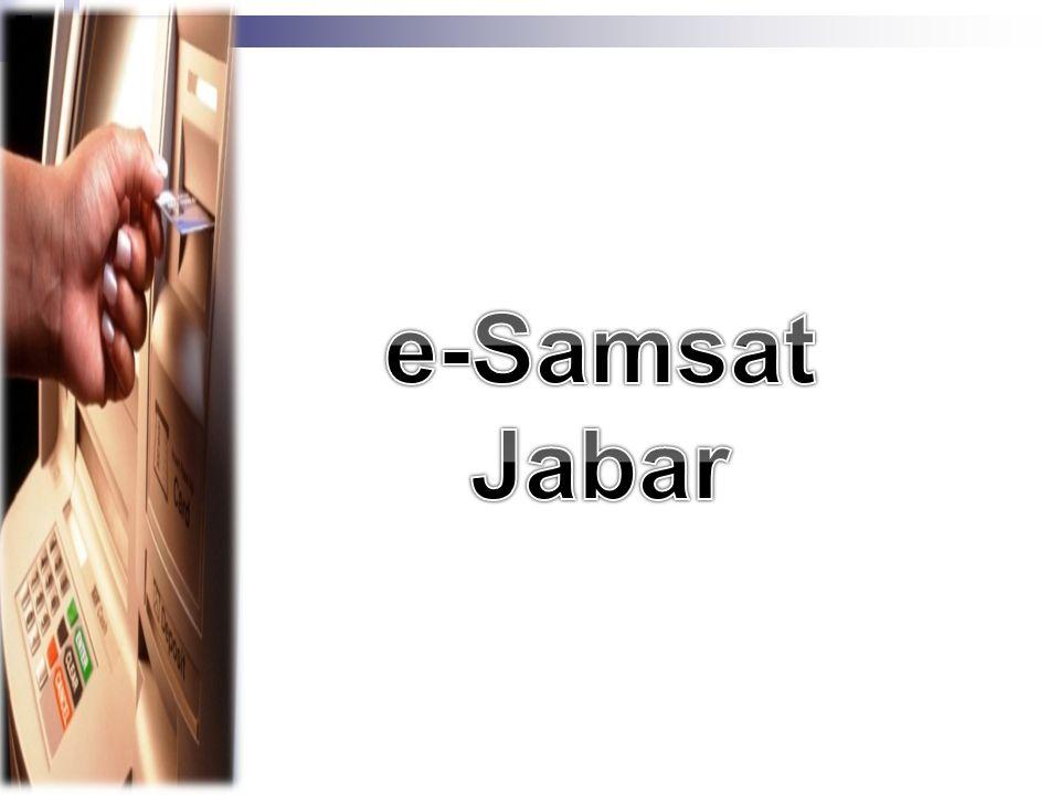 e-Samsat Jabar