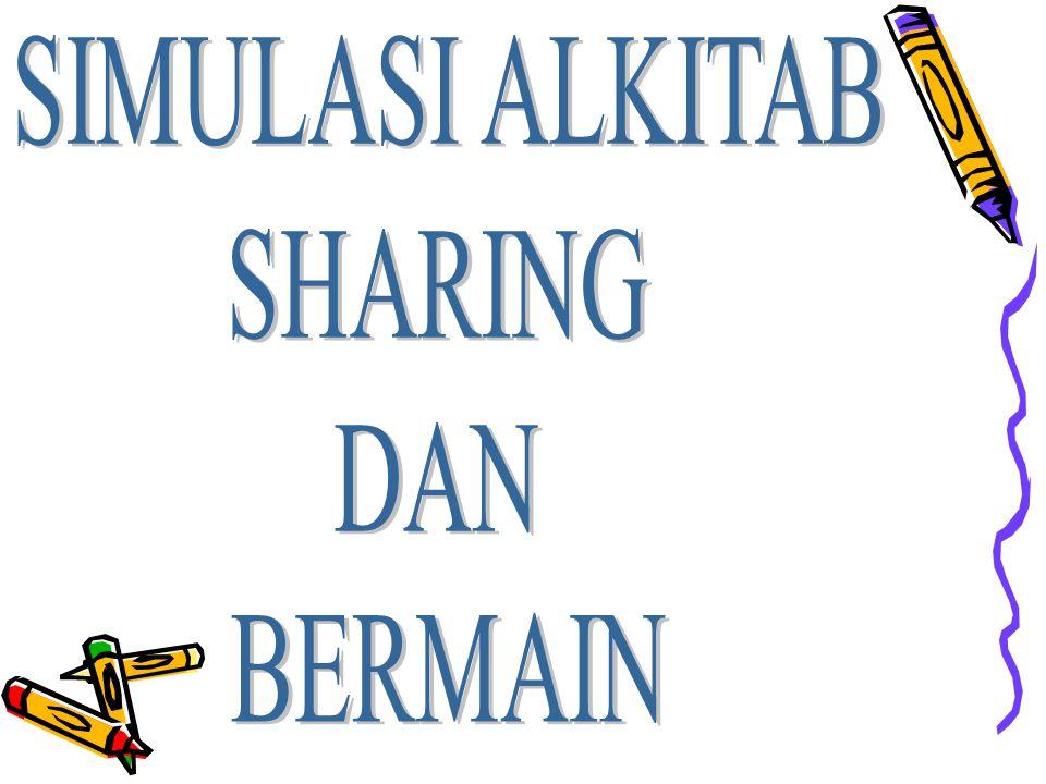 SIMULASI ALKITAB SHARING DAN BERMAIN