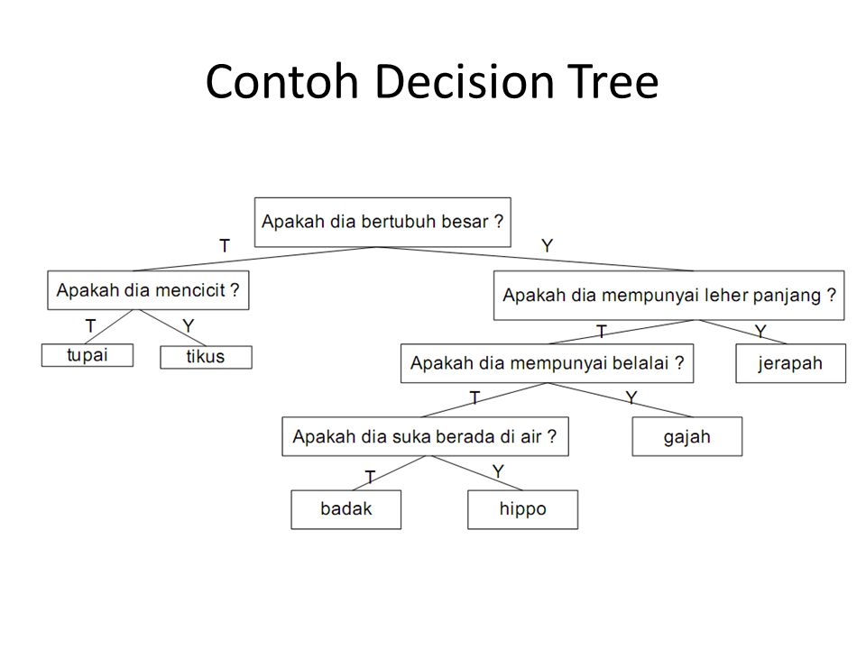 Contoh Decision Tree 3