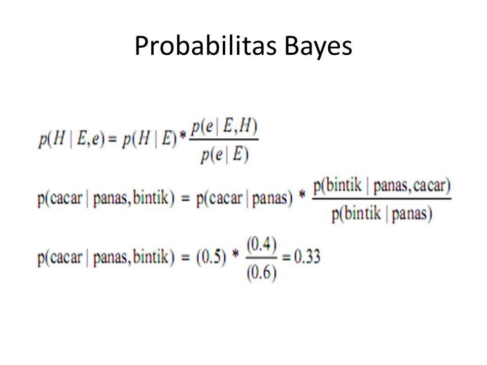 Probabilitas Bayes 37