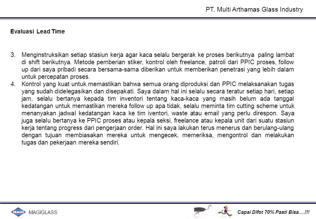 PT. Multi Arthamas Glass Industry