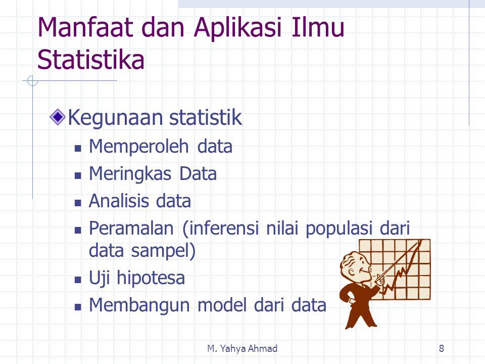 Manfaat dan Aplikasi Ilmu Statistika