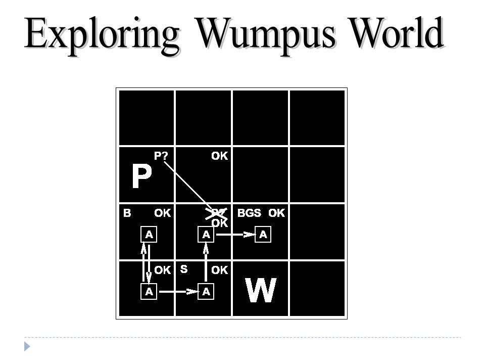 Exploring Wumpus World