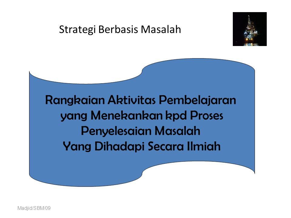 Strategi Berbasis Masalah