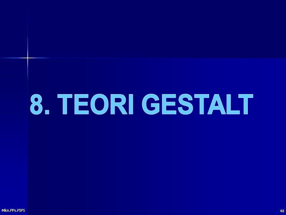 8. TEORI GESTALT Mkn.PPs.PIPS