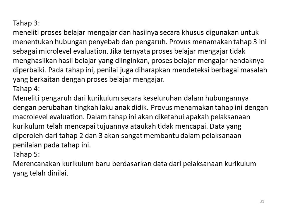 Tahap 3: