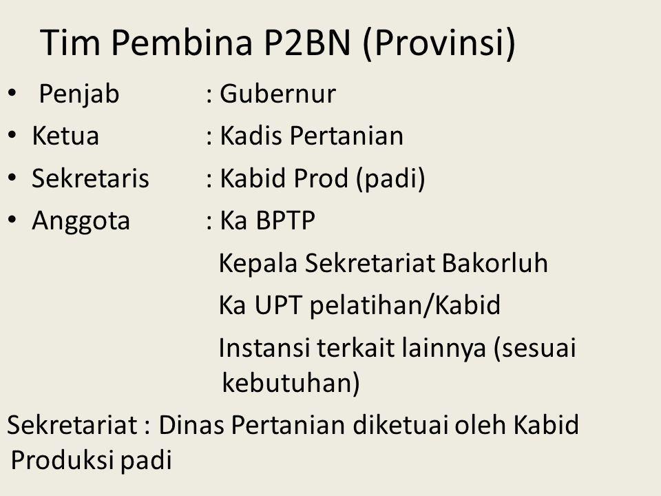 Tim Pembina P2BN (Provinsi)