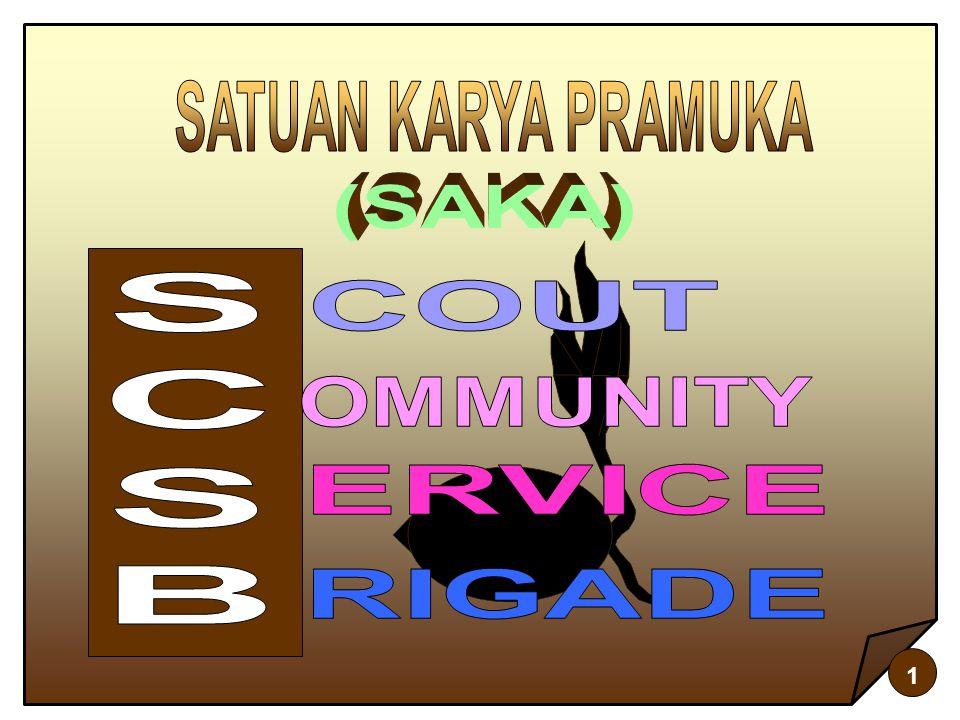 SATUAN KARYA PRAMUKA (SAKA) S C B