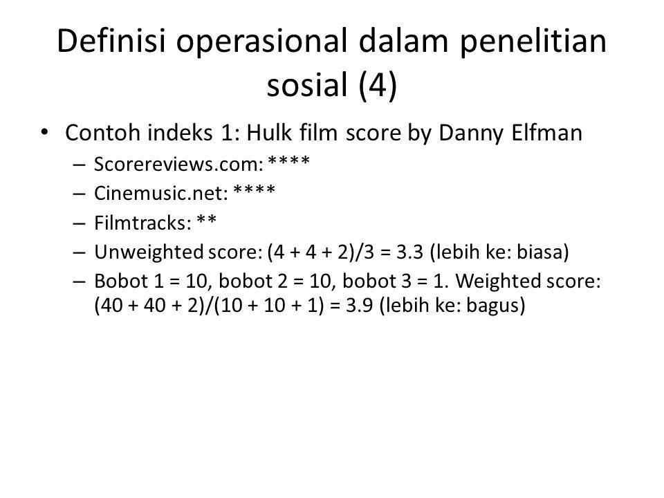 Definisi operasional dalam penelitian sosial (4)