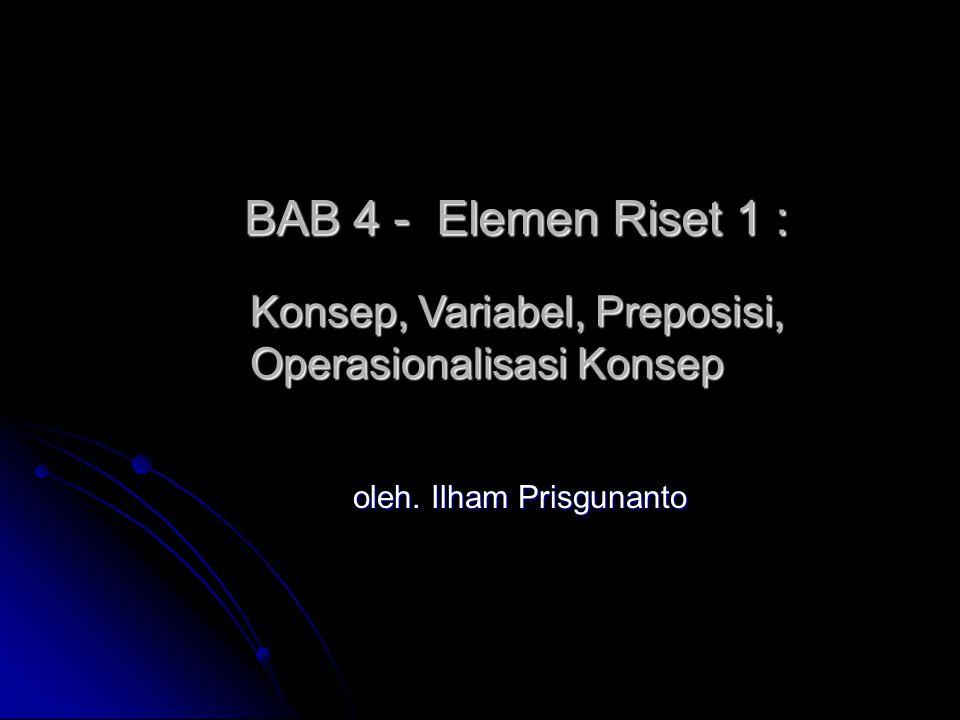 oleh. Ilham Prisgunanto