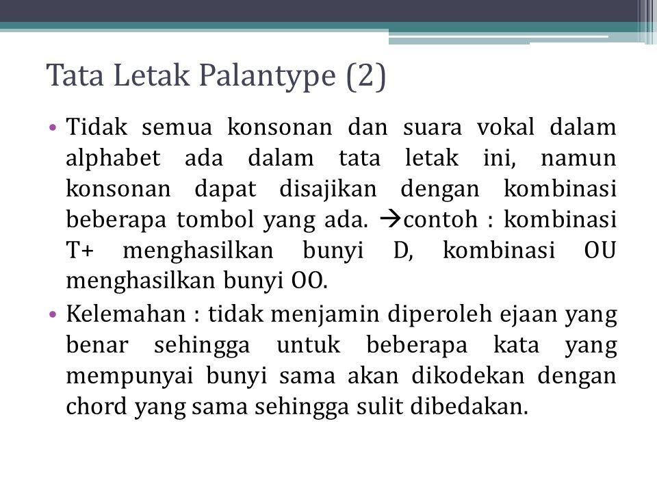 Tata Letak Palantype (2)