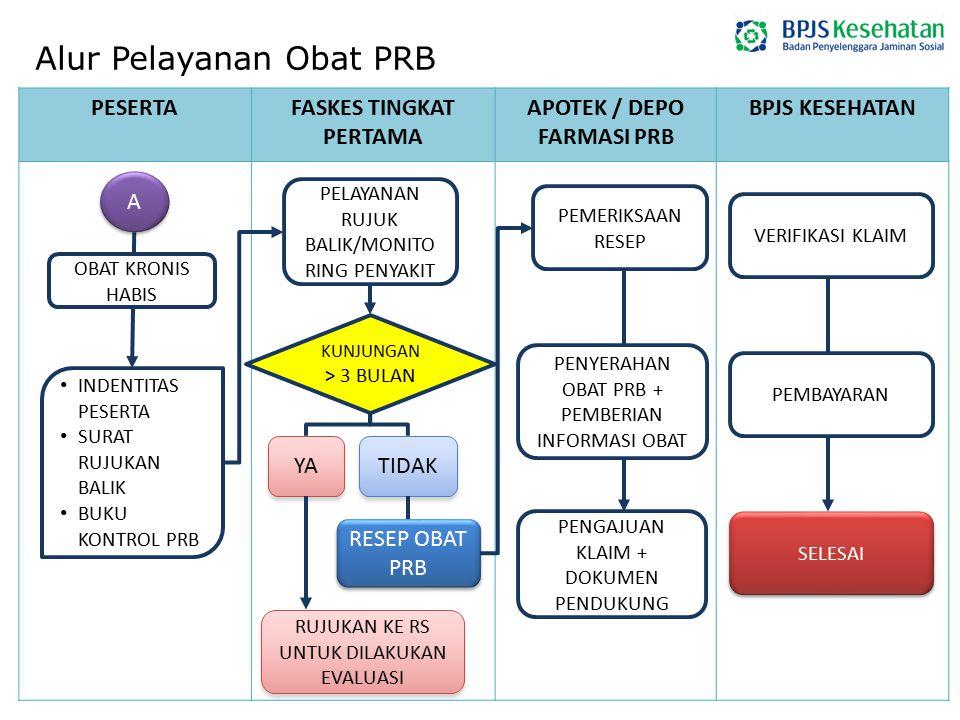 Alur Pelayanan Obat PRB
