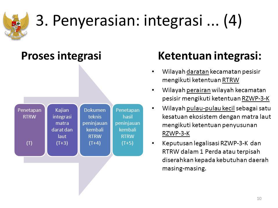 3. Penyerasian: integrasi ... (4)