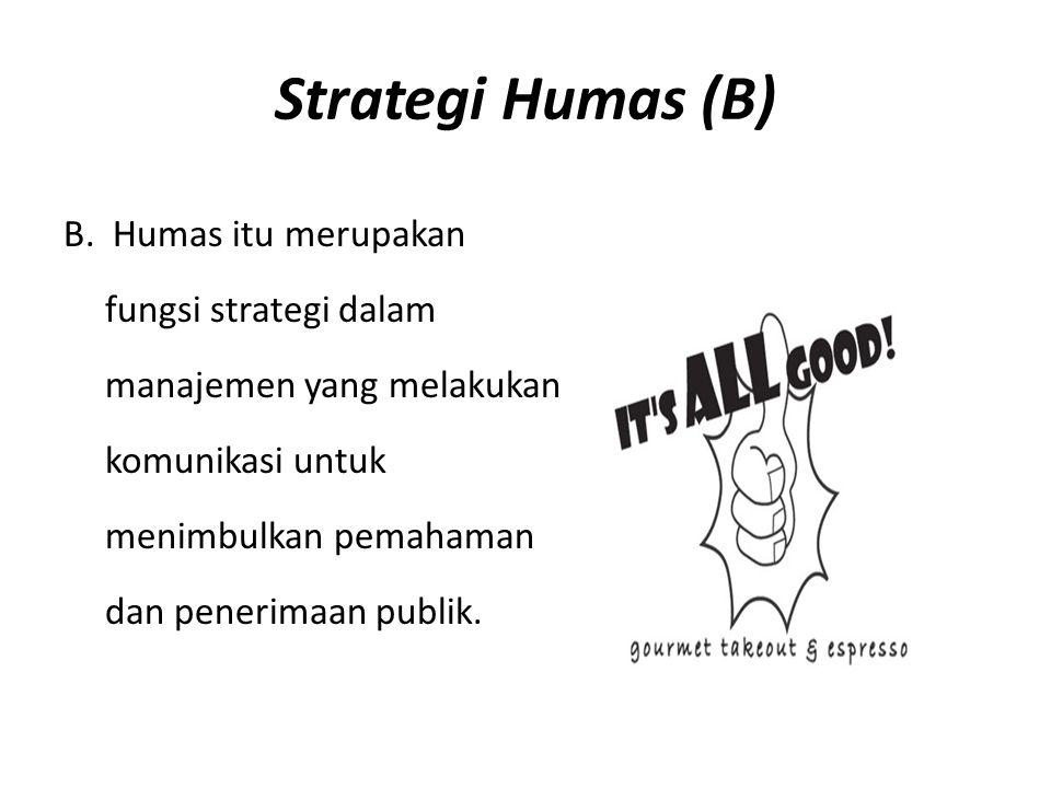 Strategi Humas (B)