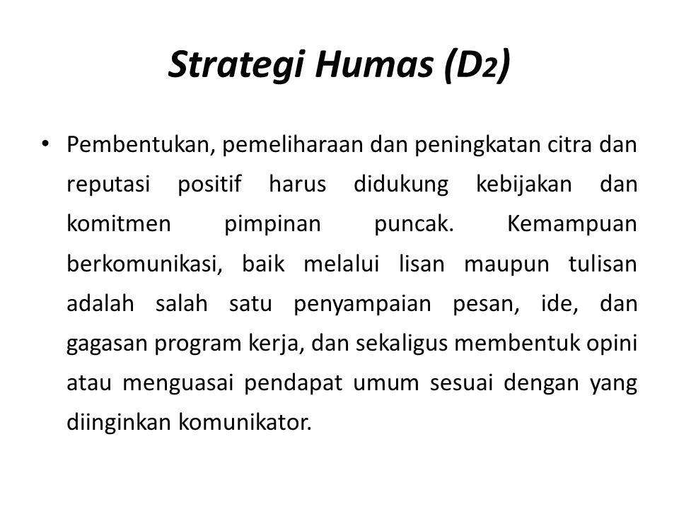 Strategi Humas (D2)