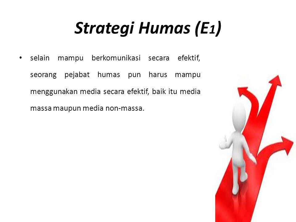 Strategi Humas (E1)