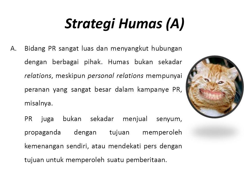 Strategi Humas (A)