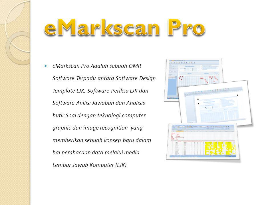 eMarkscan Pro