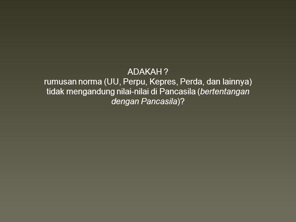 ADAKAH .