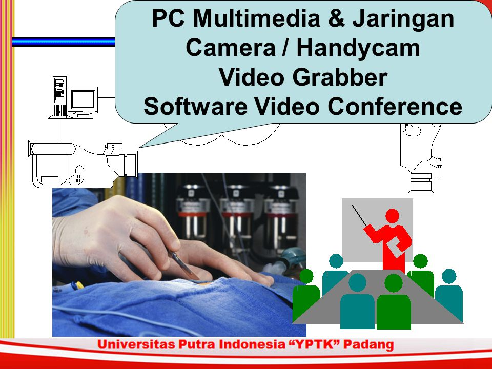 PC Multimedia & Jaringan Software Video Conference