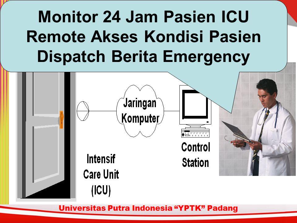 Monitoring ICU 1440 mnt/hari