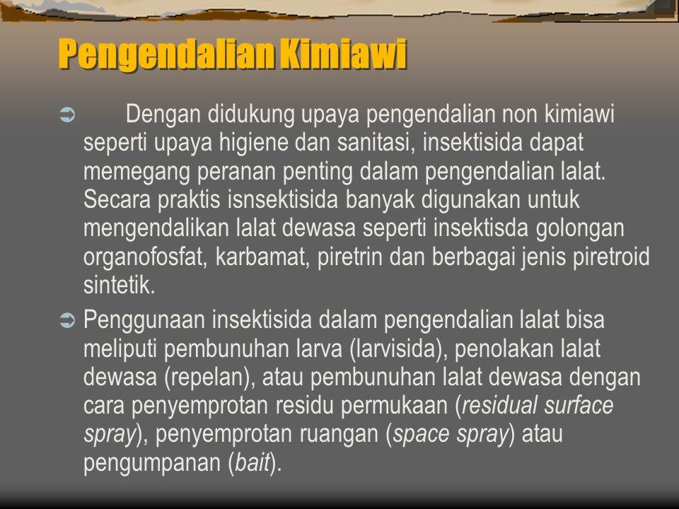 Pengendalian Kimiawi
