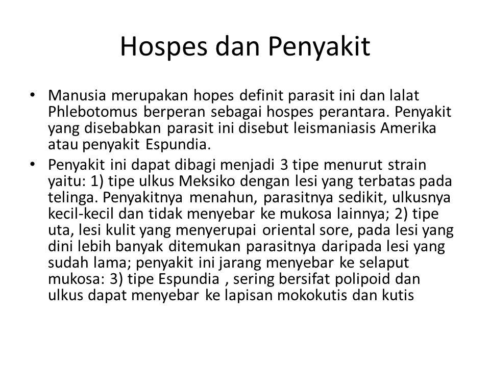 Hospes dan Penyakit