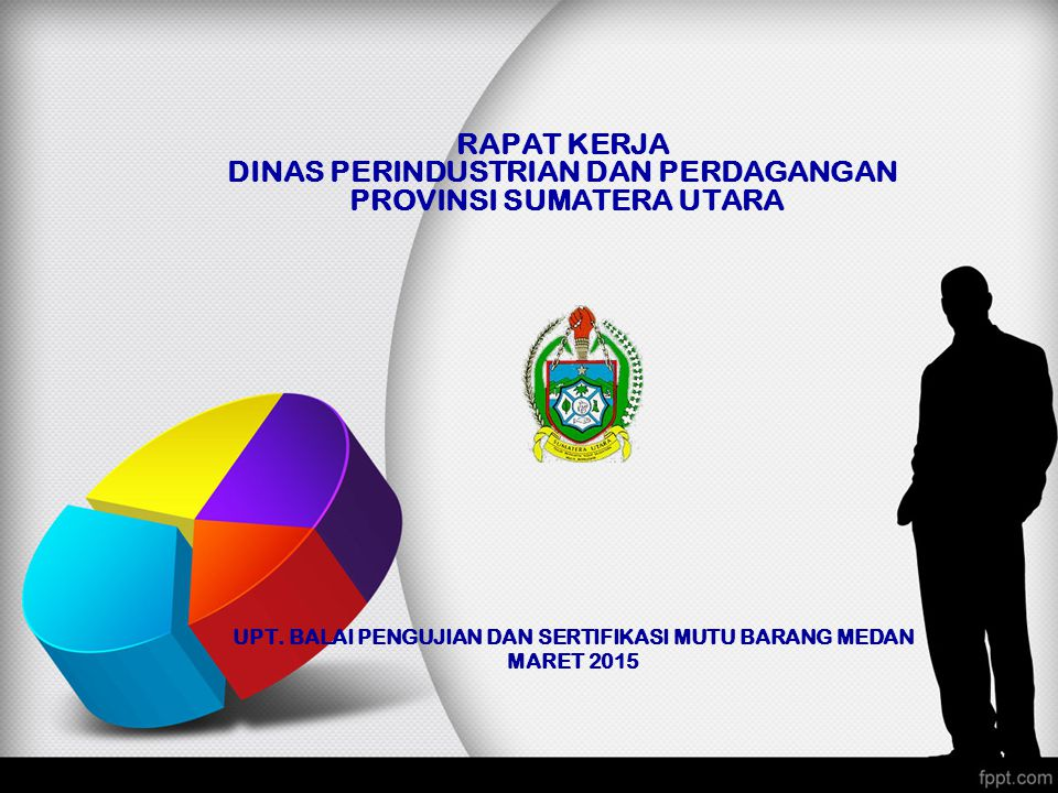 UPT. BALAI PENGUJIAN DAN SERTIFIKASI MUTU BARANG MEDAN MARET 2015