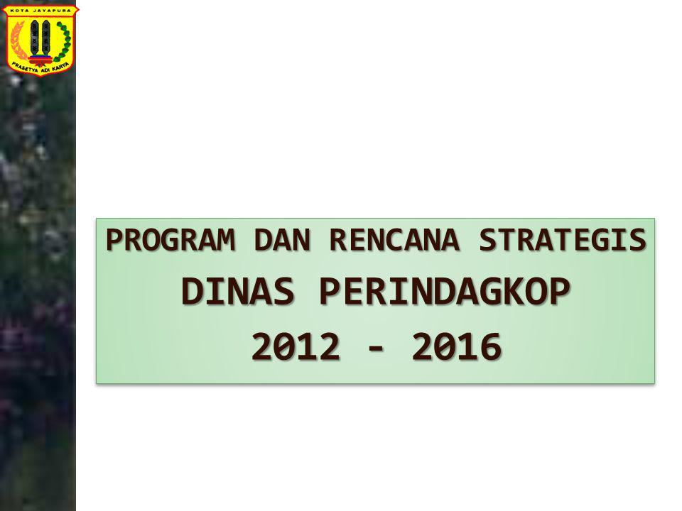 PROGRAM DAN RENCANA STRATEGIS