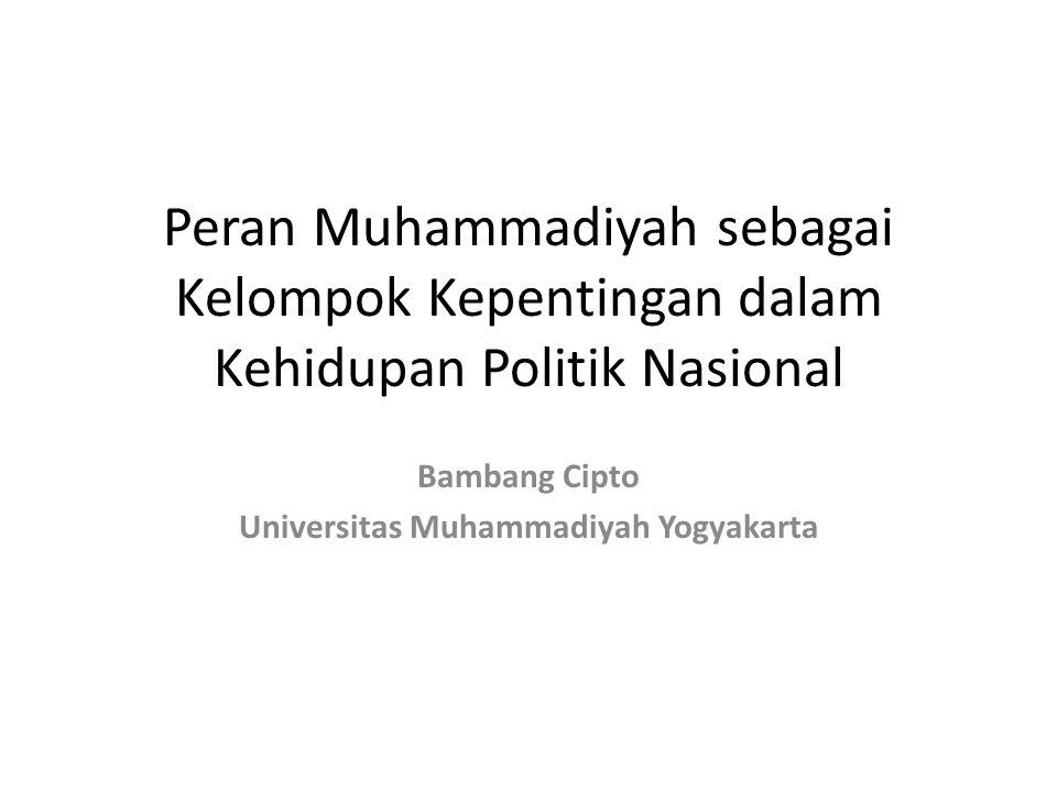 Bambang Cipto Universitas Muhammadiyah Yogyakarta
