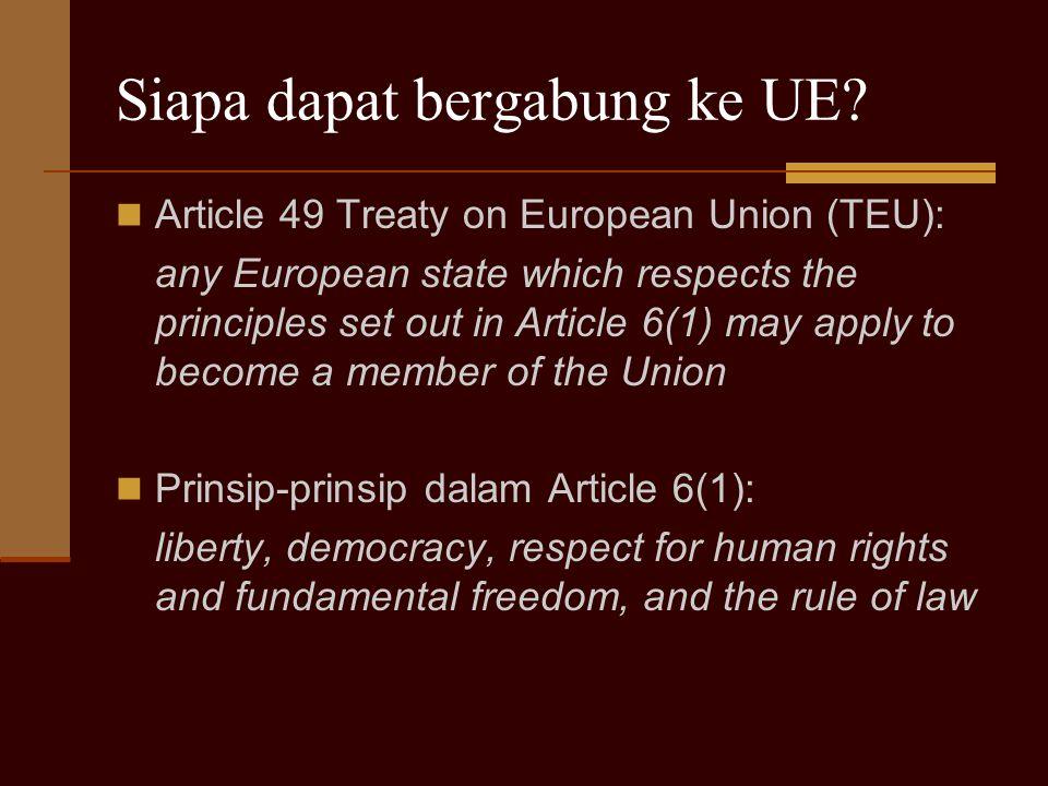 Siapa dapat bergabung ke UE