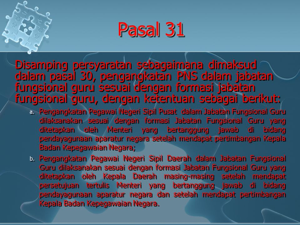 Pasal 31