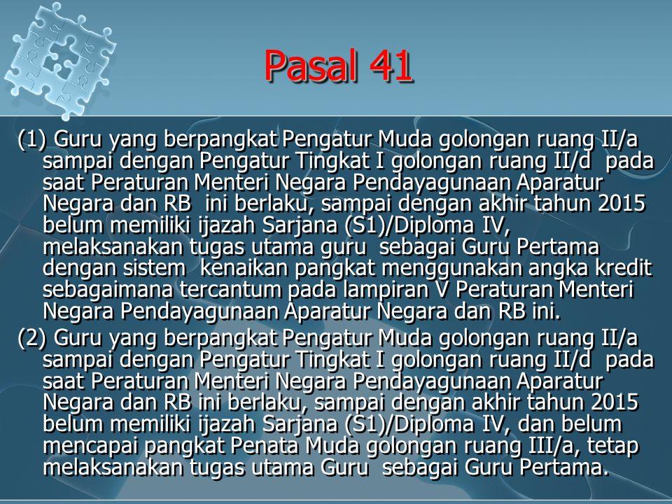 Pasal 41