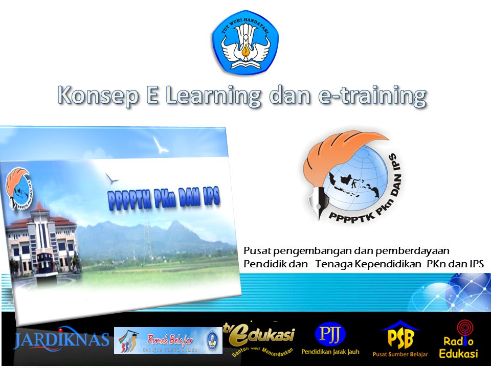 Konsep E Learning dan e-training