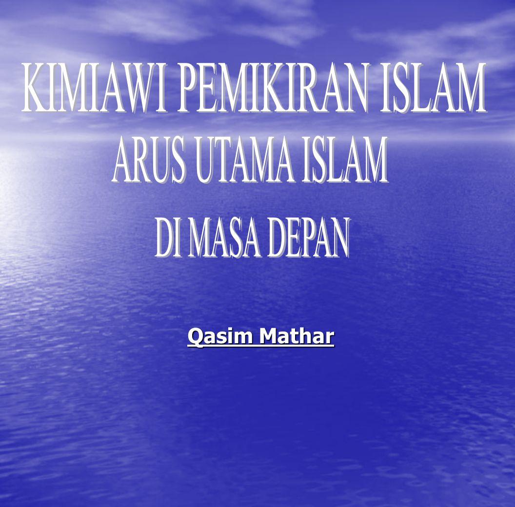 KIMIAWI PEMIKIRAN ISLAM
