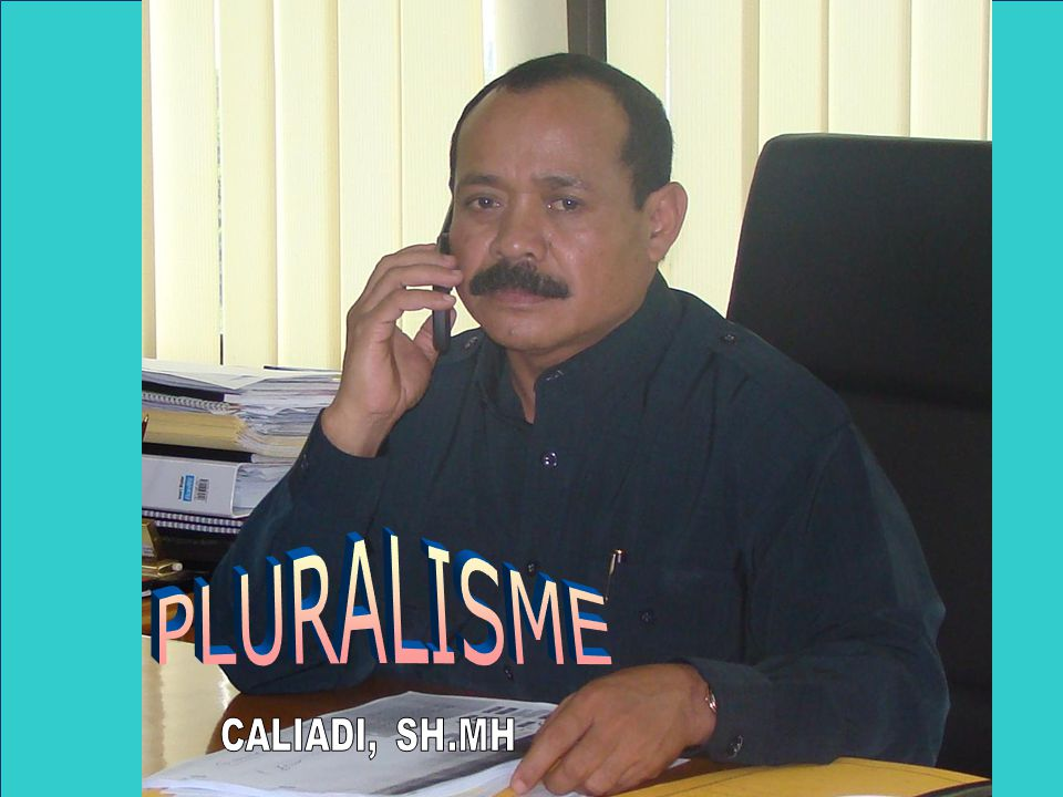 PLURALISME CALIADI, SH.MH